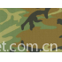 Camouflage printed fabric