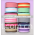 Polyester Grosgrain Striped Ribbon