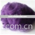solid 100% Polyester Staple Fiber