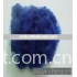 color 100% Polyester staple Fiber