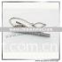 metal tie clips