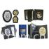 Leather Badge Holder Wallet, Badge Cases, Police Badge Holder Purse