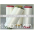 polyester bamboo charcoal DTY 75D/72F yarn