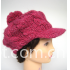 hand-knitted hat 01