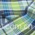 Flax yarn-dyed fabric