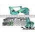 Robot stacking system    brick machine  bricks