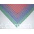 Cotton yarn-dyed striped fabric