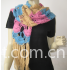 hand-knitted scarves 01