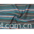 Cotton yarn-dyed stripe