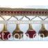 colorful,wonderful design and handwork tassel fringe