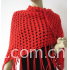 hand-knitted shawl 01