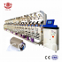 High speed spandex yarn air covering machine for making Lycra air jet covering