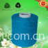 China top dyed color wool core slub knitting yarn for sale