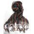 warp-knitted scarves 39
