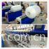 Precise Filament winding machine for textile filament yarn rewinding on cone