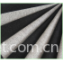 Black Knitting Cotton Denim