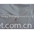 Nylon stripe printed spandex fabric