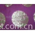 Golden rind raw silk cut flowers