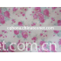 printed 100% cotton/CVC flannel fabric