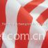 Wide Striped nylon print
