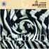 print stripe ITY jersey knit fabric