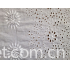 Normal embroidery fabric