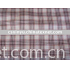 100% double cotton  yarn-dyed fabric