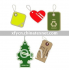 Customized hang tag