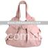 Unique design fashion brand lady handbag