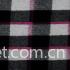Jacquard flat fabric