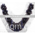 exquisite handmade sequins women collar