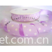Polka dot ribbon for wholesale