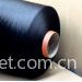 Black Dyed Polyester DTY 150D/48F