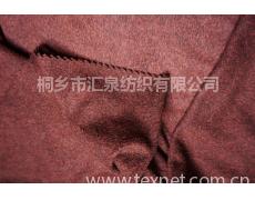 色织染色纬编麂皮绒 点击查看大图