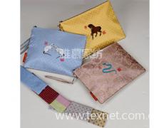 丝绸艺术文件袋笔袋  点击查看大图