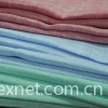 Flax yarn-dyed fabric