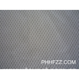 knitted tricot fabric
