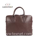 Guangzhou supplier leather men bags