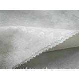 Silk wadding sangbo crepe damask