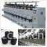 Top Quality semi-automatic 2, 4, 6 spindles TS008 Waxing yarn winding machine
