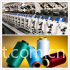 SS M similary type High speed spandex covering machine for making intermingle thread