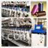 High speed spandex/Lycra air covering machine