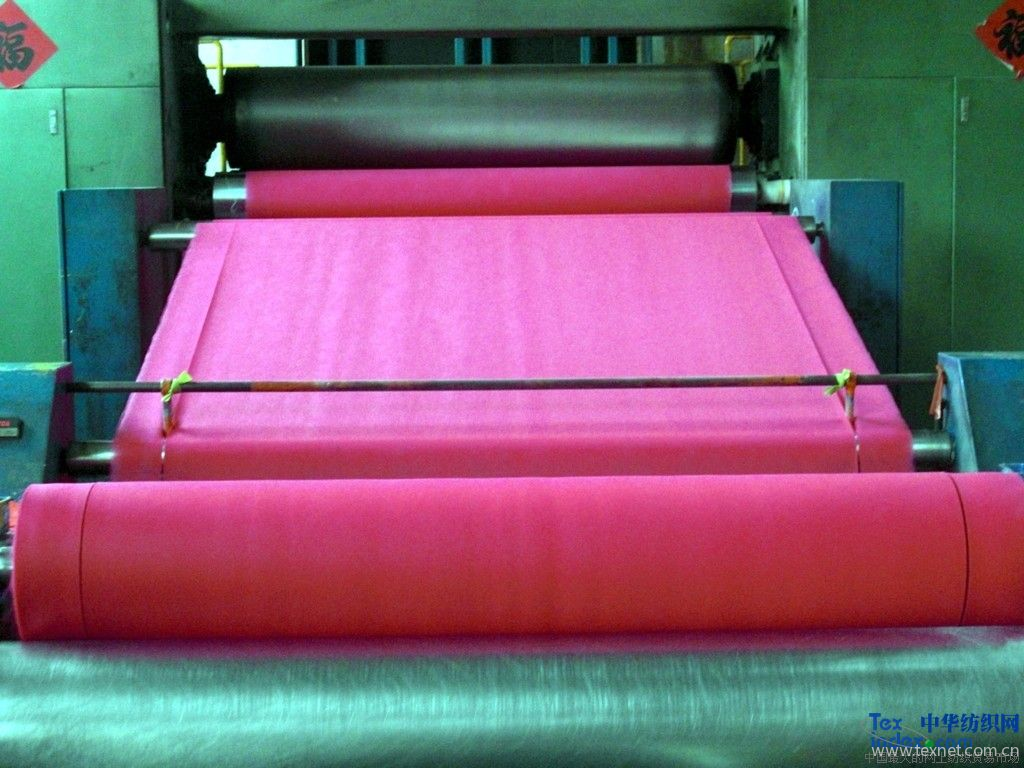 manufacturing process of non woven fabric non woven polyester fabric manufacturer
